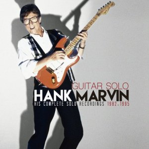 Album Guitar Solo: His Complete Solo Recordings 1982-1995 from Hank Marvin