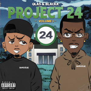 Album Project 24 from Qlas & Blacka