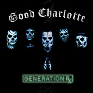 Album Shadowboxer from Good Charlotte