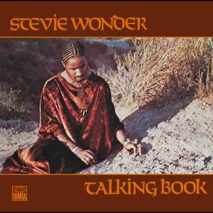 Talking Book 1972 Stevie Wonder