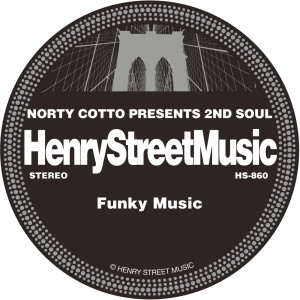 Album Funky Music from Norty Cotto