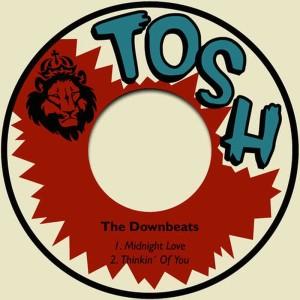 Album Midnight Love from The Downbeats