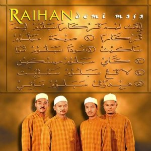 收聽Raihan的Demi Masa歌詞歌曲