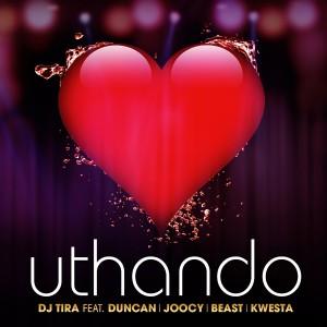 Listen to Uthando song with lyrics from DJ Tira