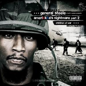 Album Amerikkka's Nightmare, Pt. 2 - Children of War from General Steele