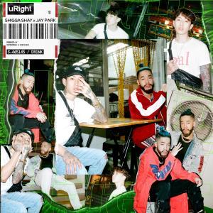 Shigga Shay的專輯uRight (feat. Jay Park)