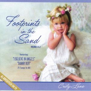 Footprints In The Sand 1985 Cristy Lane
