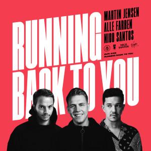 Nico Santos的專輯Running Back To You