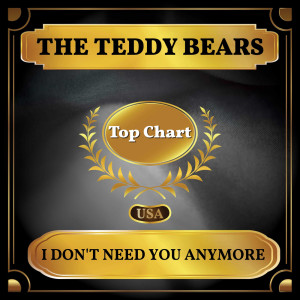Album I Don't Need You Anymore from Teddy Bears