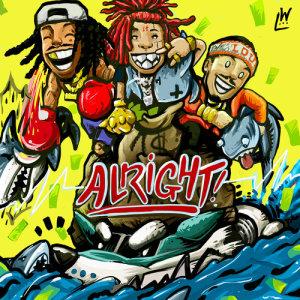 Wiz Khalifa的專輯Alright (feat. Trippie Redd & Preme) (Explicit)