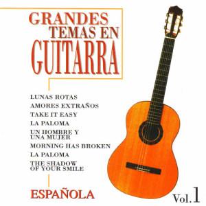 Album Grandes Temas en Guitarra Española Vol. 1 from Guitarra Española