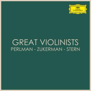 Pinchas Zukerman的專輯Great Violinists: Perlman - Zukerman - Stern