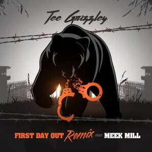 Listen to First Day Out (feat. Meek Mill) [Remix] song with lyrics from Tee Grizzley