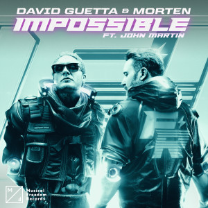 David Guetta的專輯Impossible (feat. John Martin)
