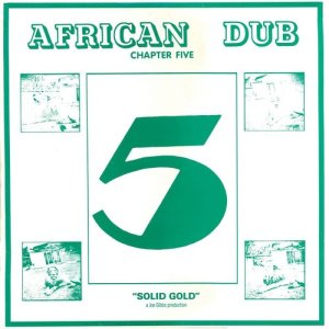 Album African Dub Chapter 5 from Joe Gibbs & The Professionals