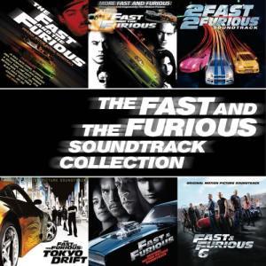 อัลบั้ม The Fast And The Furious Soundtrack Collection