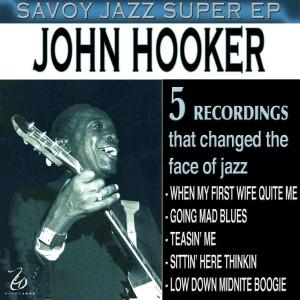John Lee Hooker的專輯Savoy Jazz Super EP