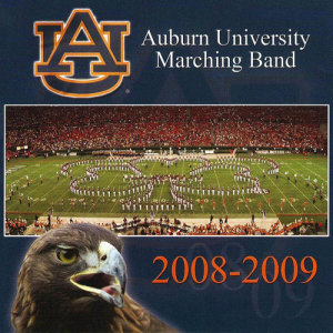 Album The Auburn University Marching Band 2008-2009 Season from Johnnie Vinson