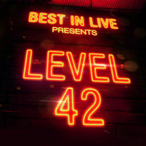 Album Best in Live: Level 42 from Level 42