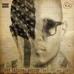 Album New National Anthem from T.I.
