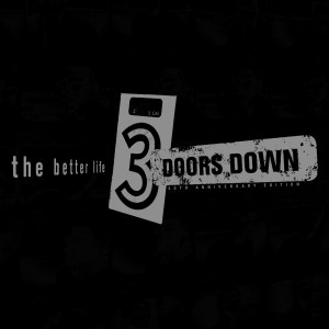Album Wasted Me / Man In My Mind / The Better Life / Dead Love from 3 Doors Down