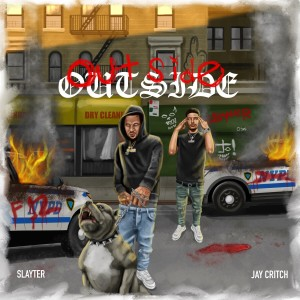 Album OUTSIDE from Jay Critch