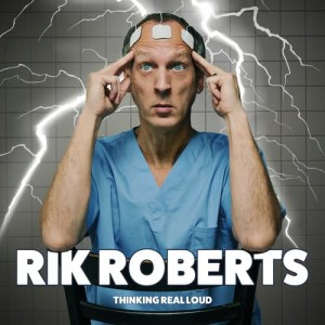 Album Thinking Real Loud from Rik Roberts