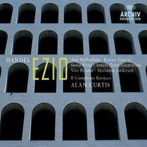 Album Handel: Ezio from Karina Gauvin