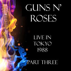 Live in Tokyo 1988 Part Three