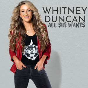 Album All She Wants from Whitney Duncan
