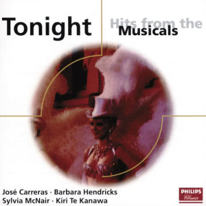 Sylvia McNair的專輯Tonight - Hits from the Musicals