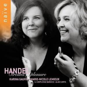 Album Haendel: Streams of Pleasure from Karina Gauvin