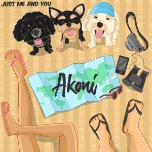 Album Just Me and You from Akoni
