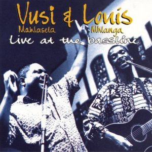 Album Live at the Bassline from Louis Mhlanga