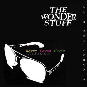 Album Never Loved Elvis from The Wonder Stuff