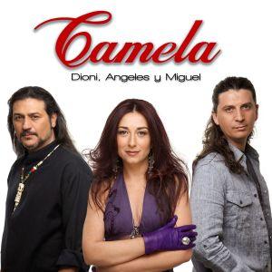 Dioni, Angeles y Miguel 2009 Camela