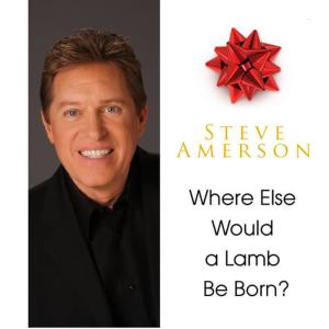 Album Where Else Would A Lamb Be Born? from Steve Amerson