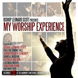 Album My Worship Experience from Bishop Leonard Scott