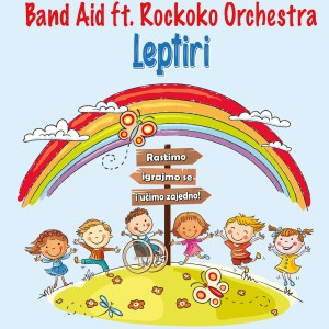 Album Leptiri from Band Aid