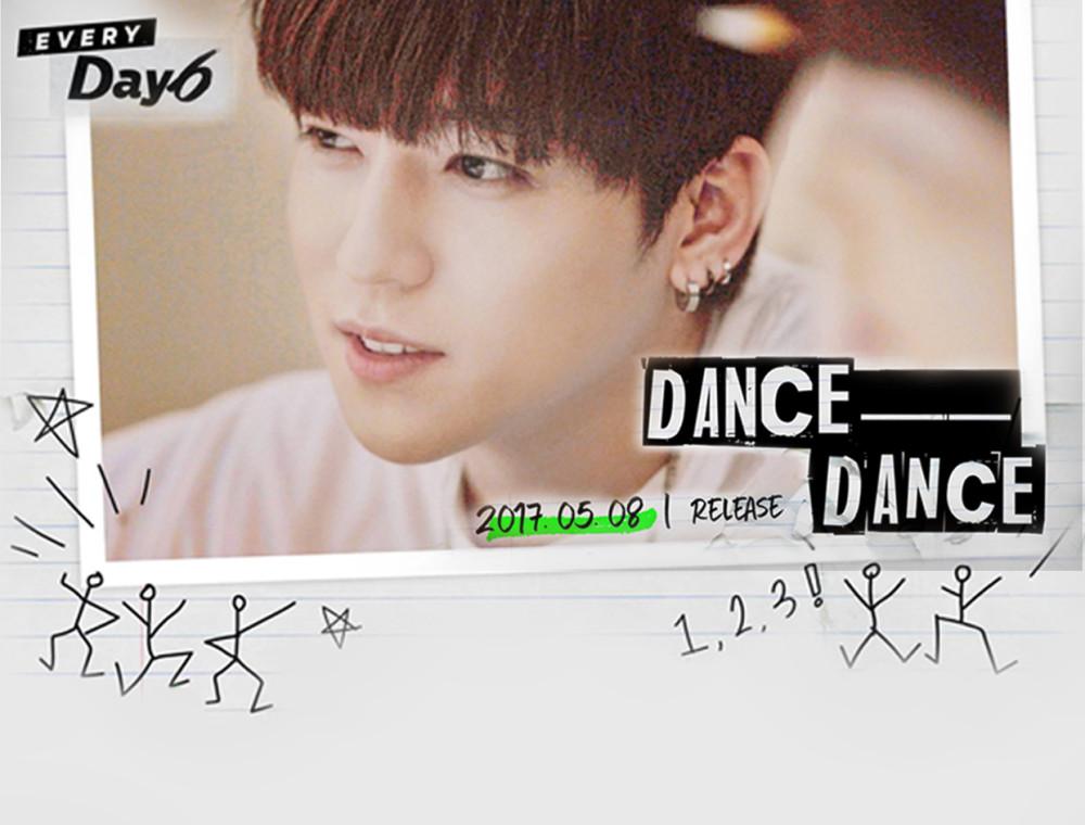 """นับถอยหลังเตรียมฟัง """"DANCE DANCE"""" เพลงใหม่จาก DAY6"""