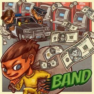 อัลบั้ม BAND