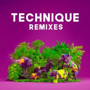 Album Technique (Remixes) from Jeida Woods