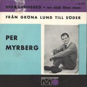 Album Herr Lundberg from Per Myrberg