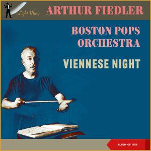 Album Viennese Night (Album of 1958) from Boston Pops Orchestra