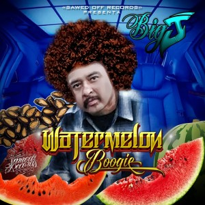 Album Watermelon Boogie from Big J