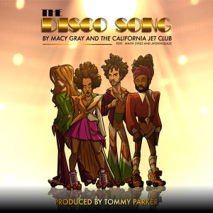 Album The Disco Song from Macy Gray