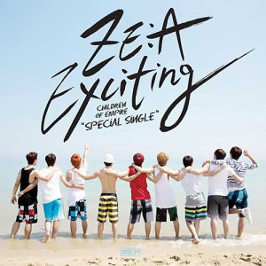 ZE:A的專輯Exciting