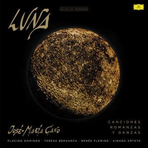 Album Luna from Plácido Domingo