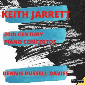 Album Keith Jarrett - 20th Century Piano Concertos from Keith Jarrett