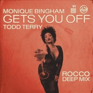 Album Gets You Off from Monique Bingham